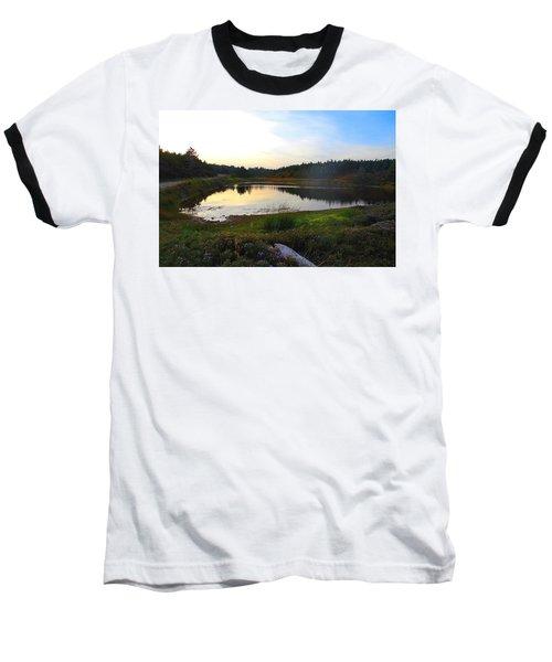 Crooked Lake Road Baseball T-Shirt