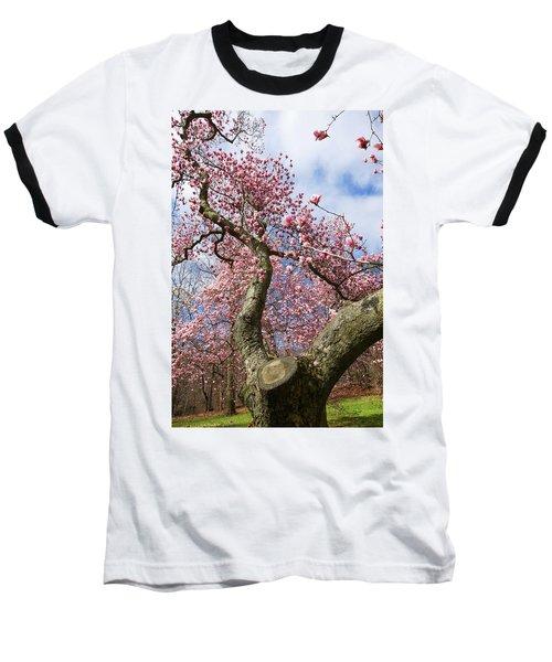 Crooked Magnolia Baseball T-Shirt