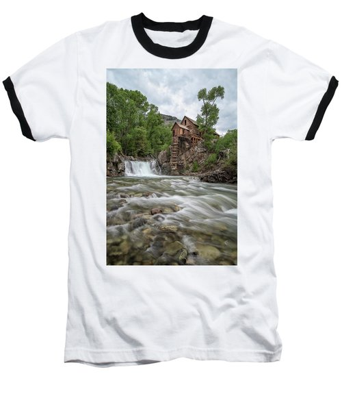 Crystal Mill Colorado 2 Baseball T-Shirt