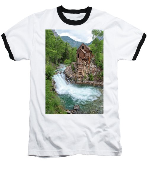 Crystal Mill Colorado Baseball T-Shirt