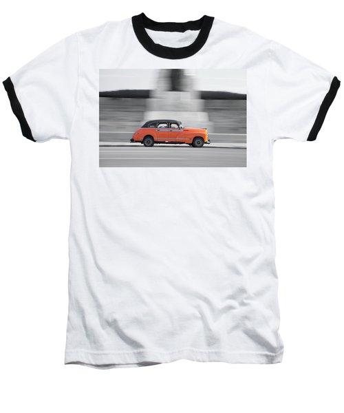 Cuba #2 Baseball T-Shirt