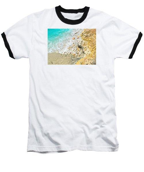 The Sea Below Baseball T-Shirt