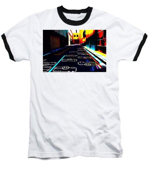 Curcuit City Baseball T-Shirt