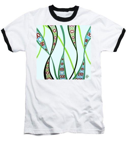 Curvaceous Baseball T-Shirt by Tara Hutton
