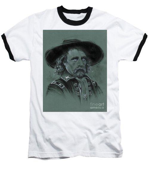 Custer's Resolve Baseball T-Shirt