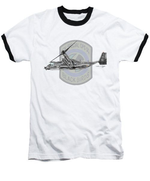 Cv-22b Osprey 8sos Baseball T-Shirt