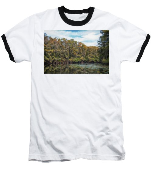 Cypress Jungle Baseball T-Shirt