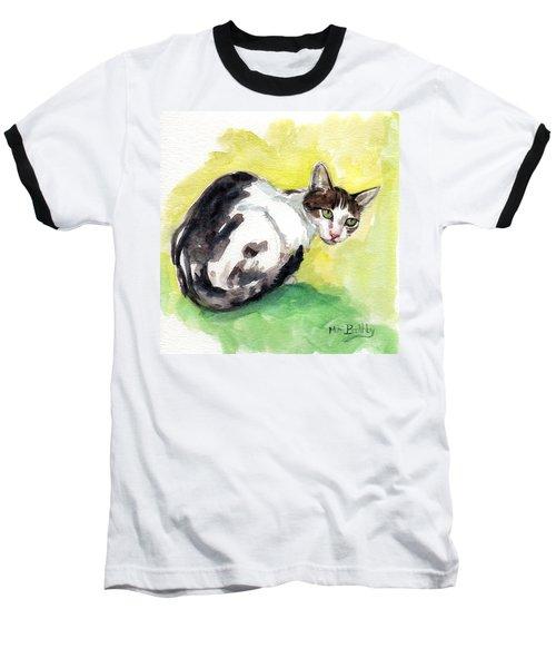 Daisy Or Little Singer Baseball T-Shirt