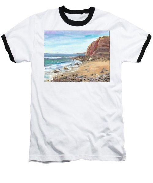 Dana Point Beach Baseball T-Shirt