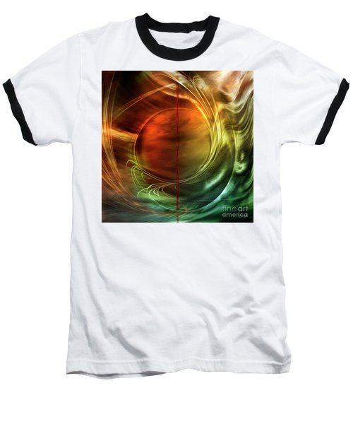 Dance In Color Symphony Baseball T-Shirt