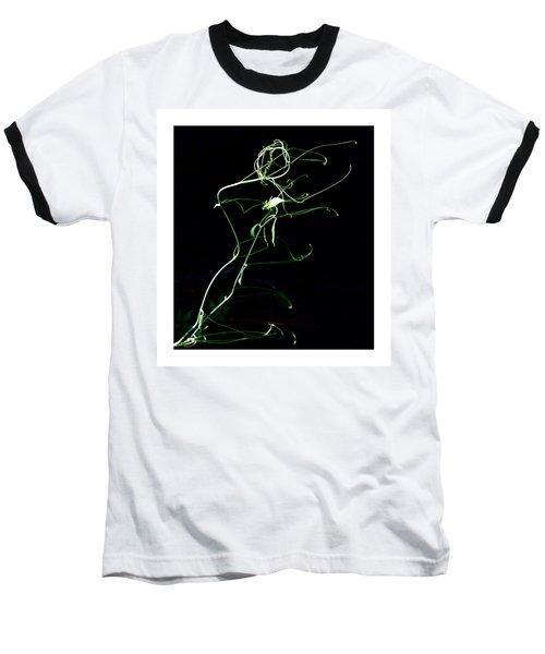 Dancing Vine Baseball T-Shirt