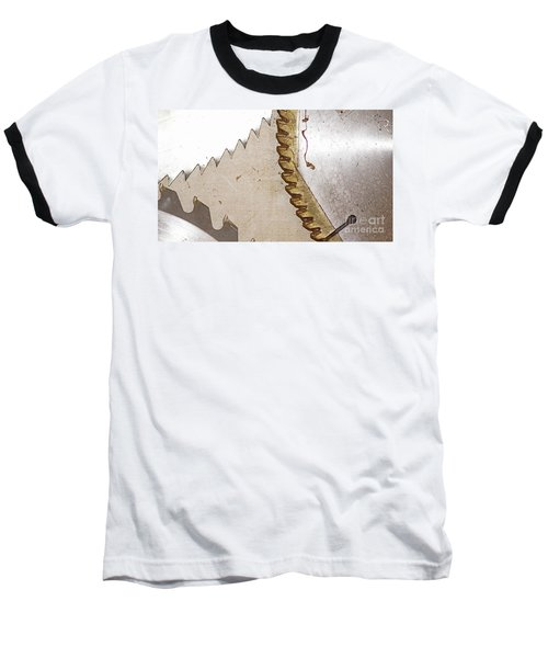 Dangerously Sharp   Baseball T-Shirt