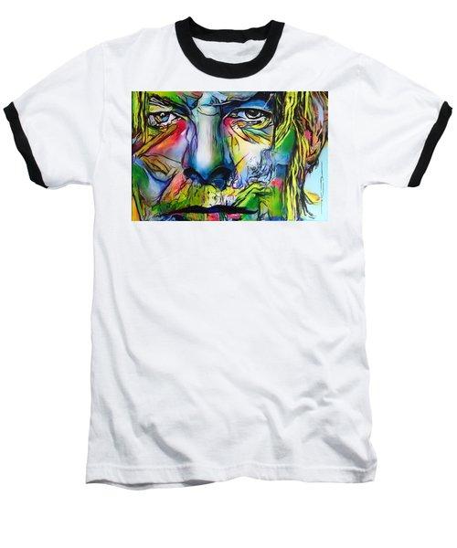David Bowie Baseball T-Shirt