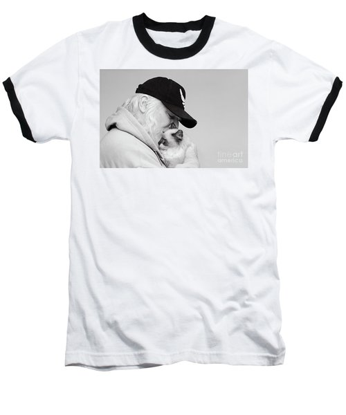 David Bw Baseball T-Shirt