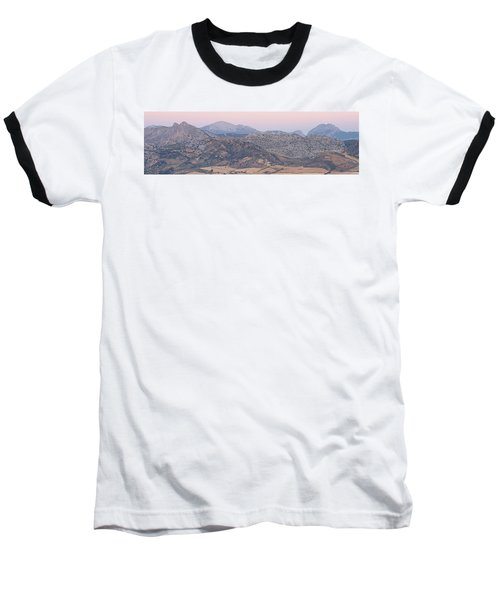 Dawn At Mirador De Ronda Baseball T-Shirt