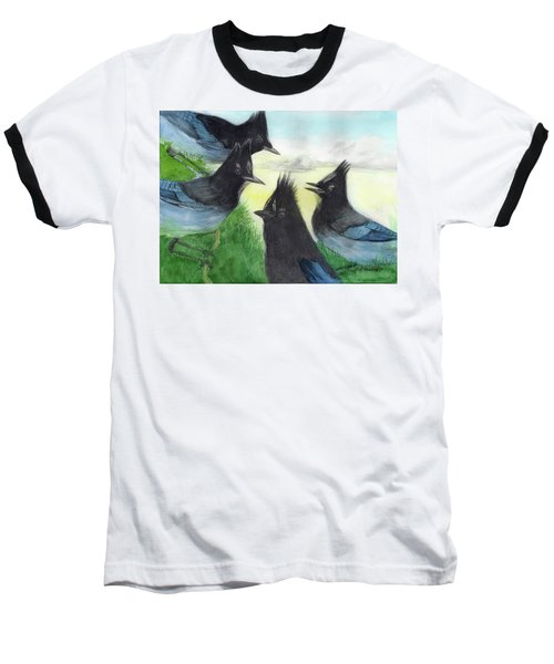 Dawn Chorus Baseball T-Shirt