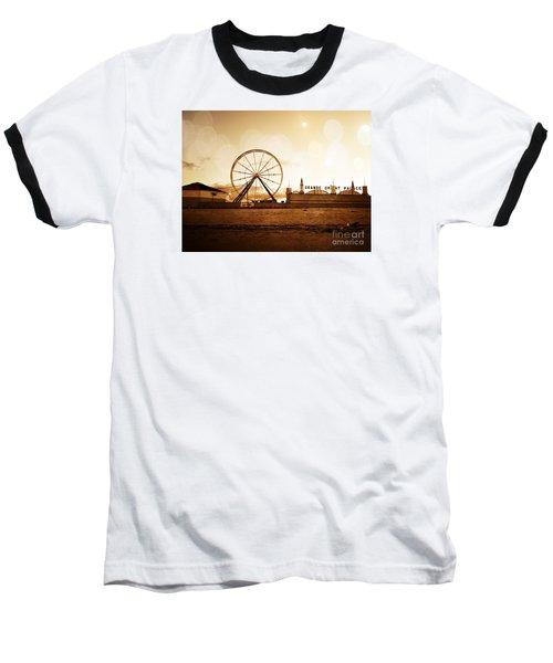 Days End Baseball T-Shirt