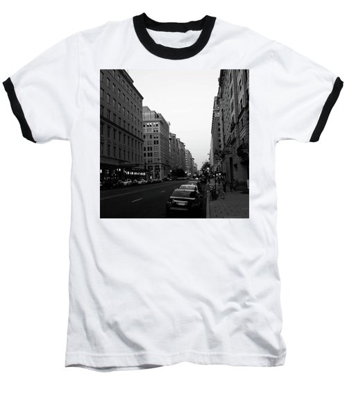 Dc Afternoons Baseball T-Shirt