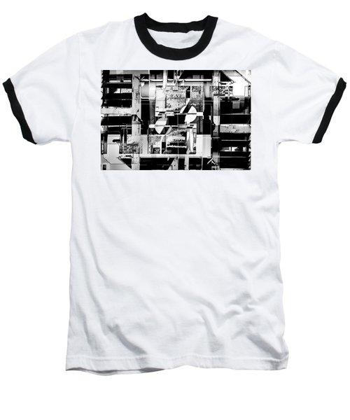 Decentralized Baseball T-Shirt