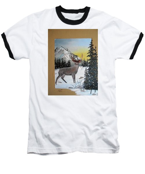 Deer Hunter's Dream Baseball T-Shirt