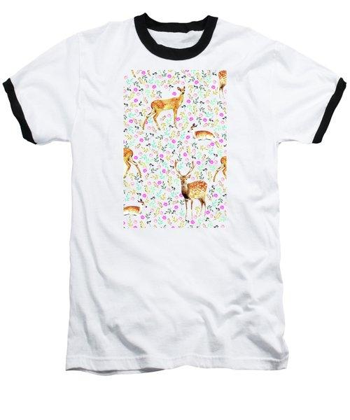 Deers Baseball T-Shirt