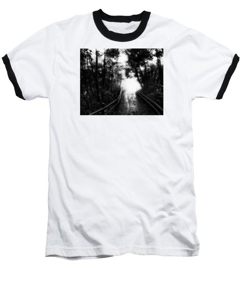 Baseball T-Shirt featuring the photograph Dejavu by Hayato Matsumoto