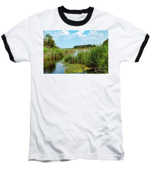 Delaware Marsh Baseball T-Shirt