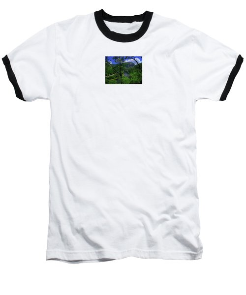 Delaware Water Gap Baseball T-Shirt