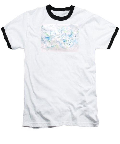 Delicate Elegance Baseball T-Shirt