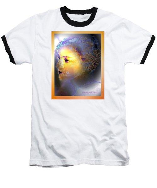 Delicate  Woman Baseball T-Shirt