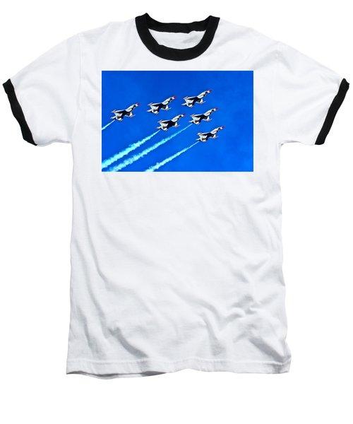Delta Formation Baseball T-Shirt