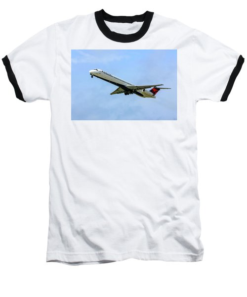 Delta Md88 Baseball T-Shirt