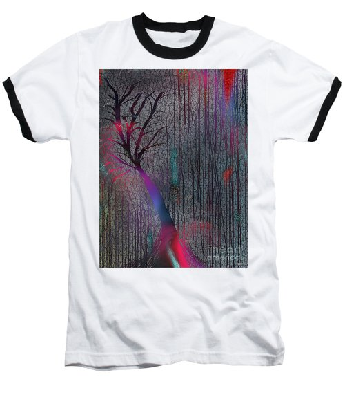 Depth Of Dreams Baseball T-Shirt by Yul Olaivar