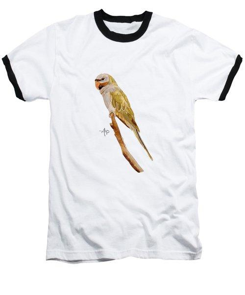Derbyan Parakeet Baseball T-Shirt