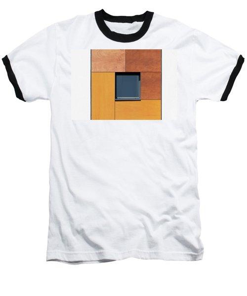 Derbyshire Window Baseball T-Shirt