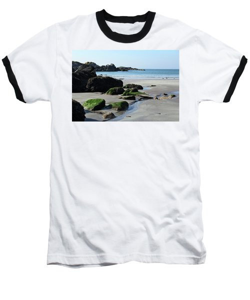 Derrynane Beach Baseball T-Shirt