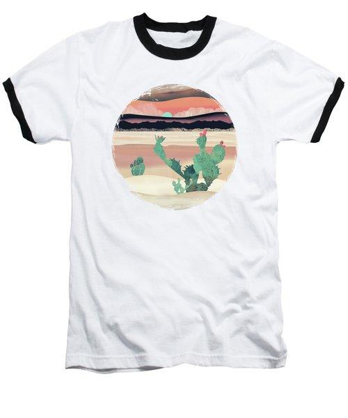 Desert Dawn Baseball T-Shirt