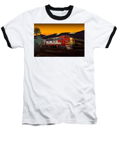 Desert Palms Baseball T-Shirt