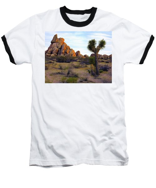 Desert Soft Light Baseball T-Shirt