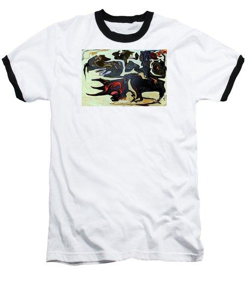Devil Dog Baseball T-Shirt