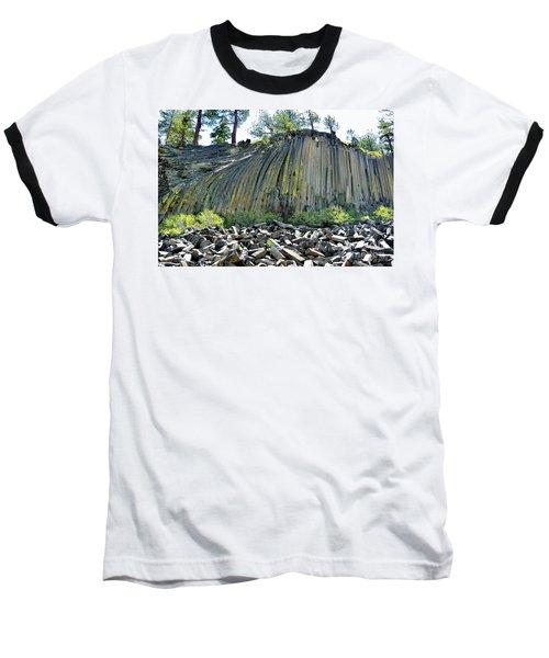 Devils Postpile Baseball T-Shirt