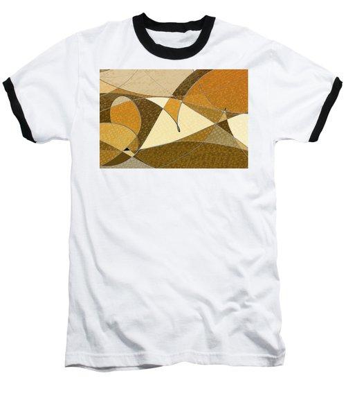 Diffusion Baseball T-Shirt