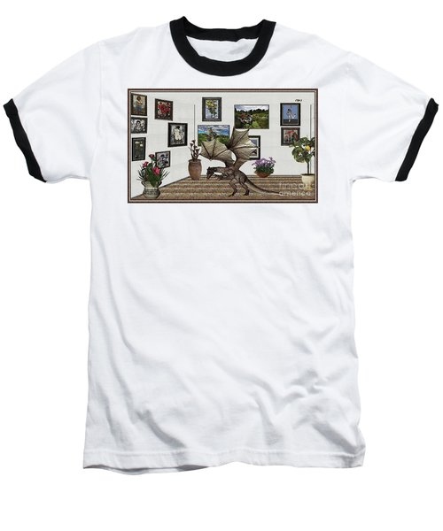 Digital Exhibition _ Dragon Baseball T-Shirt