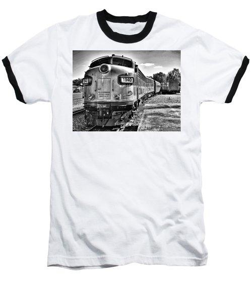 Dinner Train Baseball T-Shirt