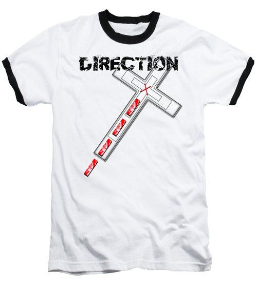 Direction Baseball T-Shirt