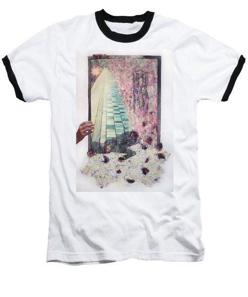 Dirty Slumber  Baseball T-Shirt
