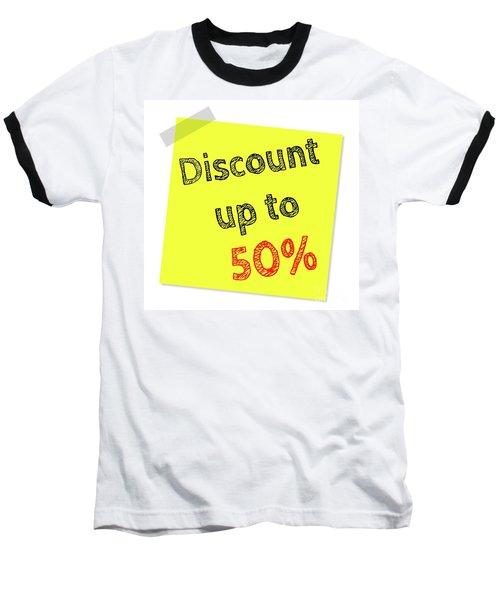 Discount Funny T-shirt Baseball T-Shirt by Esoterica Art Agency