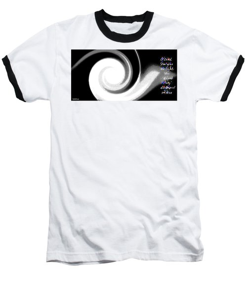 Dispel Darkness Baseball T-Shirt