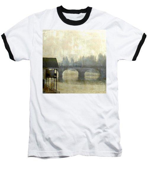 Dissolving Mist Baseball T-Shirt