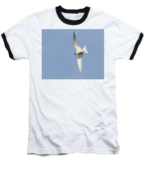 Baseball T-Shirt featuring the photograph Dive by Tony Beck